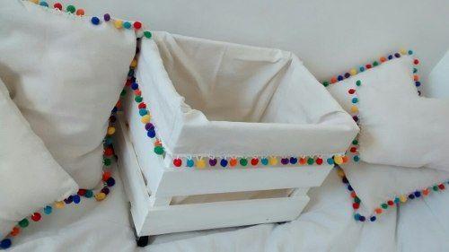 Cajones tipo fruta de madera para guardar juguetes ropa - Cajones de madera para frutas ...
