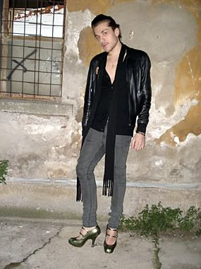 High Heels for Men   Trend Alert: Men are rockin' some pretty High Heels and Making it ...