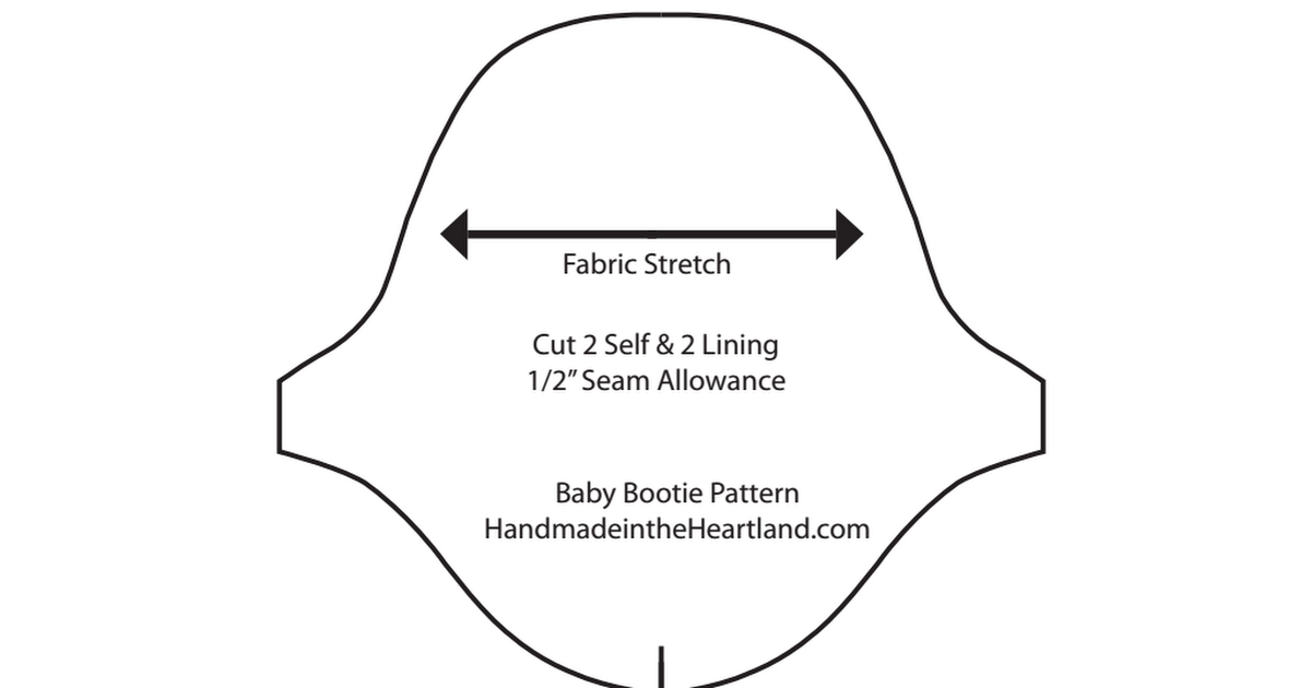 Baby Bootie Pattern 2pdf Louve Pinterest Patterns Babies And