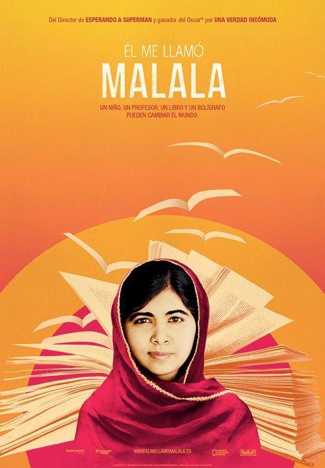 Él me llamó Malala / Davis Guggenheim (Emiratos Árabes, 2015) http://fama.us.es/record=b2698230~S5*spi