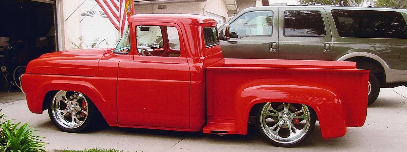 ford f custom ford trucks 100 ford f100 ford f100 sparky u0027s machines  [ 1600 x 600 Pixel ]