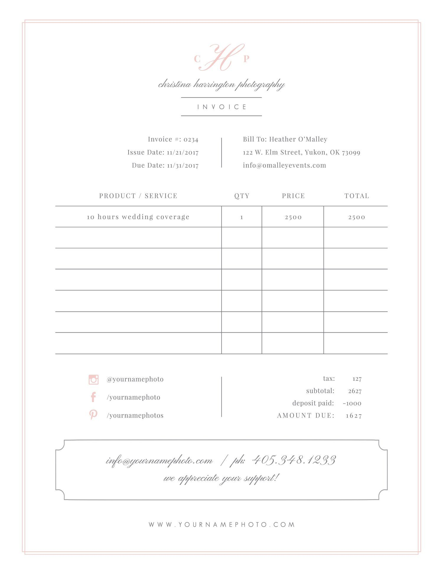 Wedding Photography Contract Template Eucalyptus Photography Contract Wedding Photography Contract Template Wedding Photography Contract