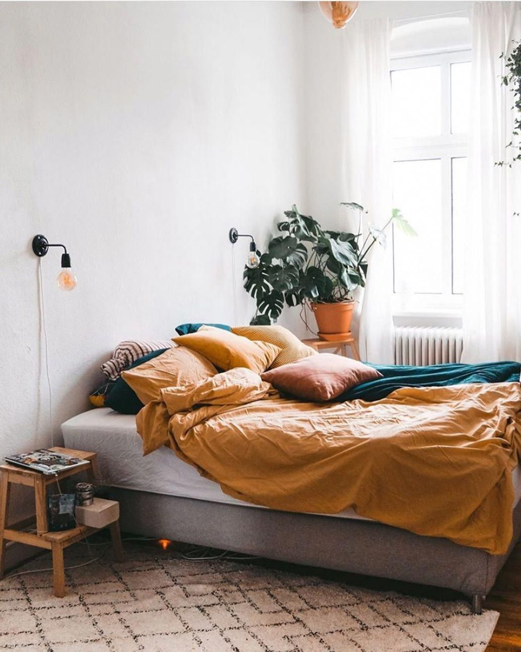 10 Home Decor Traits To Prove That You Have A Bohemian ... on Bohemian Bedroom Ideas On A Budget  id=42441