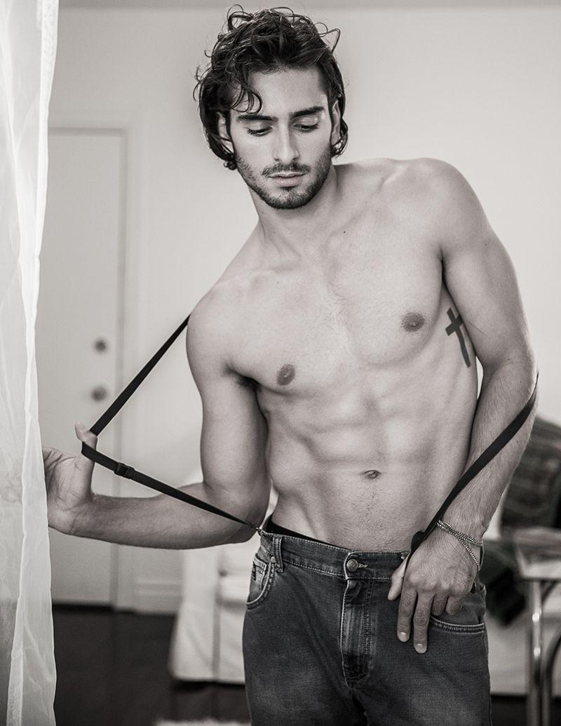 Arthur Sales-LMM - Loving Male Models | Greg vaughan