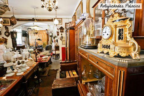 Rastro de madrid antig edades palacios muebles l mparas espejos y toda clase de objetos - Muebles originales madrid ...