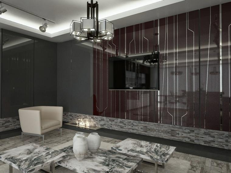 #Interior Design Haus 2018 Luxuriöse Wohnideen Für Besondere Freiflächen  #Architecture #Küche #Burgund