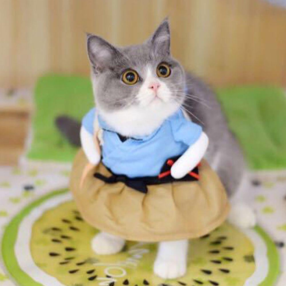 Cat Costume Cat Halloween Costume Cat Costumes Funny Cat Clothes