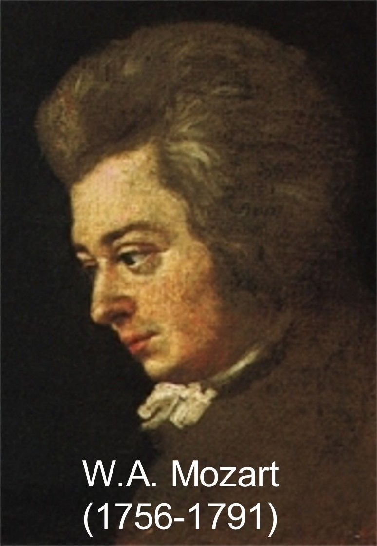 an introduction to the life of wolfgang amadeus mozart Wolfgang amadeus mozart (1756-1791)  mozart's creative life can be divided  into the following periods:  haffner—forceful opening (see page 363)  symphony in e-flat (39)—french overture-style introduction to first movement  symphony.