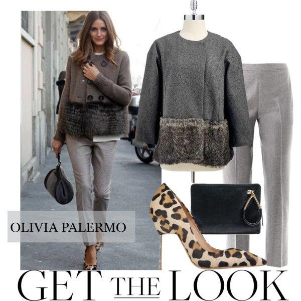 """Street Chic: Olivia Palermo"" by missbeaheyvin on Polyvore"