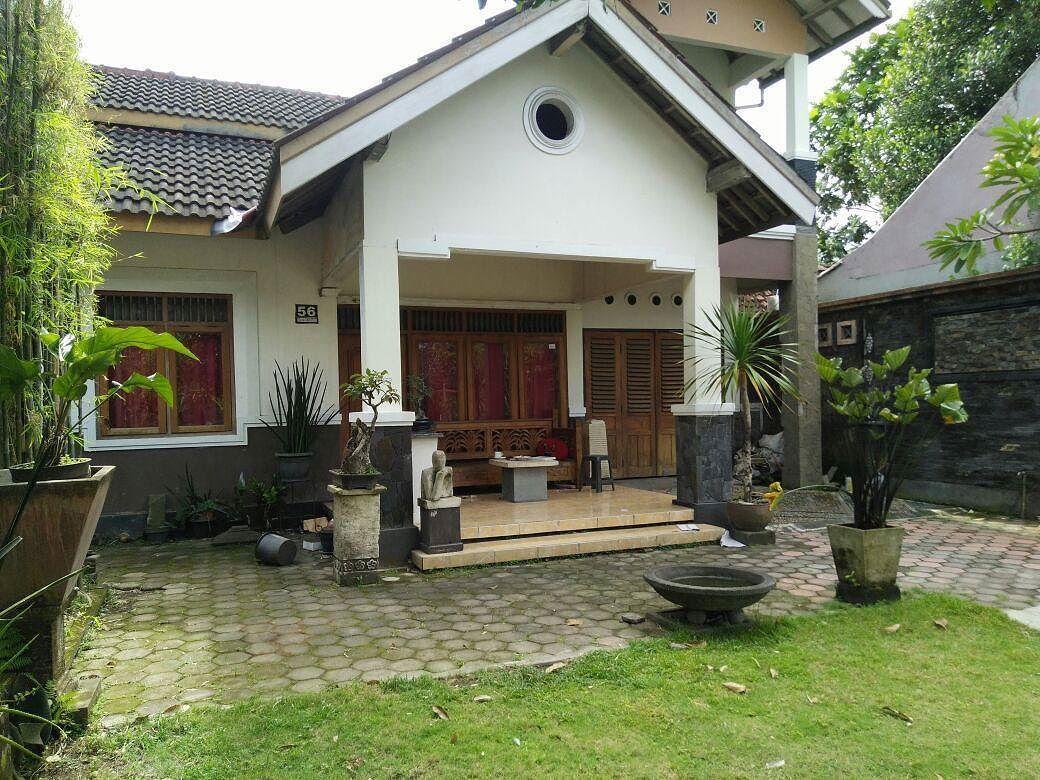 Desain Rumah Kampung Jawa Rumah pedesaan, Desain rumah