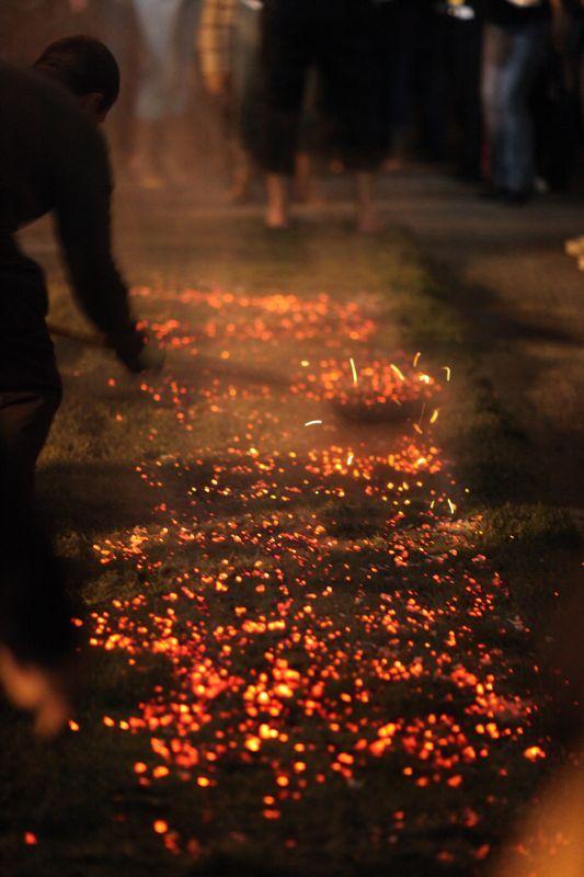 "Image result for firewalk seinfeld"""