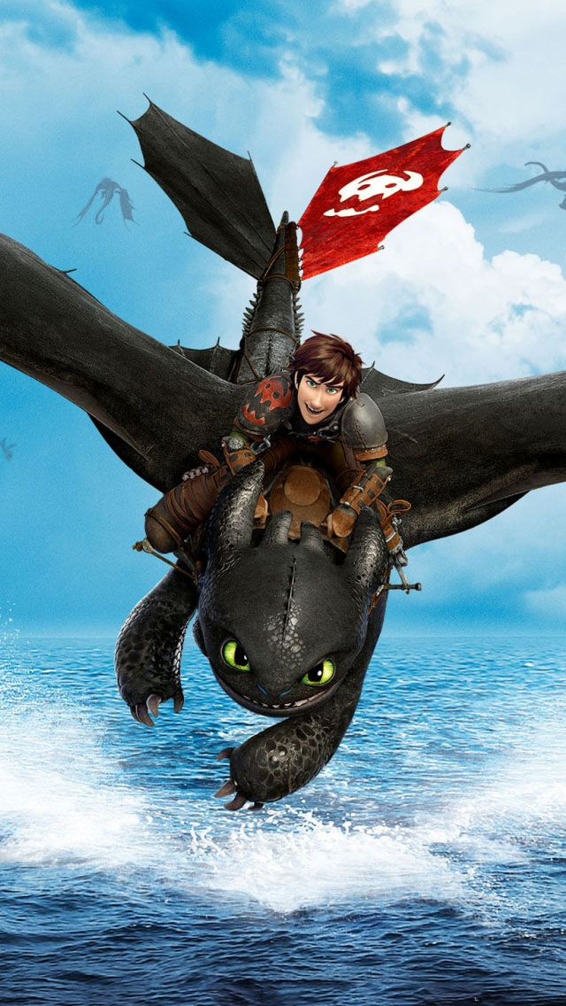 How To Train Your Dragon 2 Toothless 3d Wallpaper Hd Lukisan