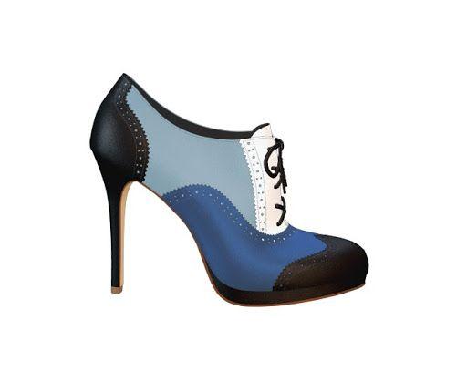 7f6af3152af6 Veronica Sawyer (Heel) - Shoes of Prey | my creations || character ...