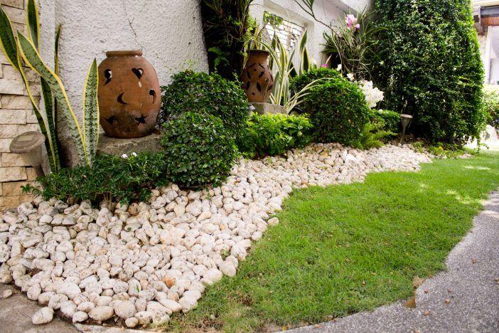 Möchten Sie Ihrem Garten etwas Extras geben? Dekorieren Sie Ihren