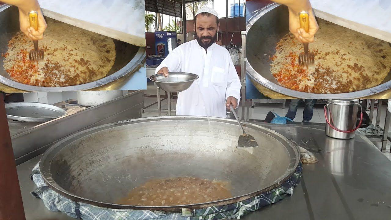 Famous Afghani Pulao Restaurant Recipe Street Food Of Karachi Pakistan Youtube Restaurant Recipes Street Food Pulao