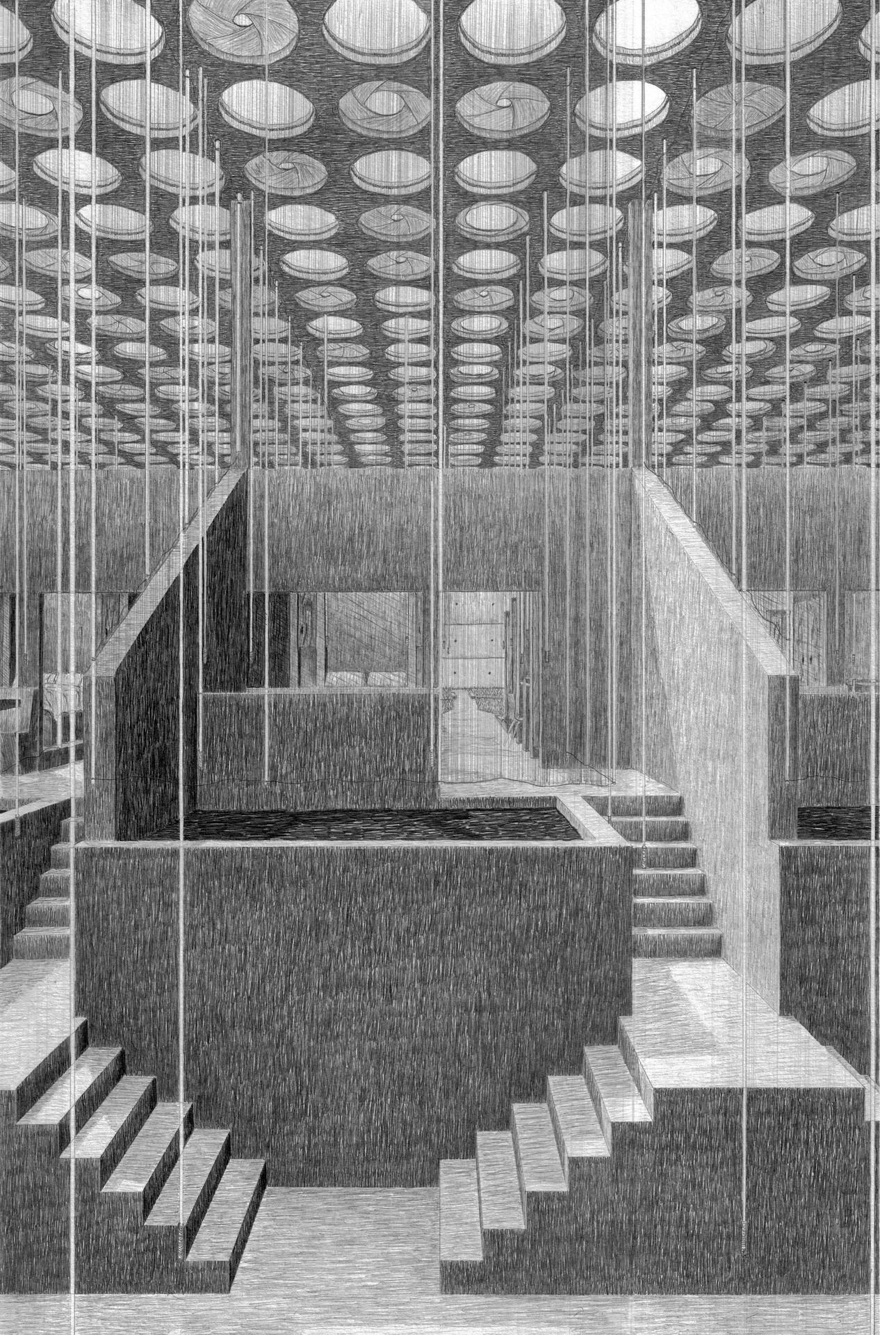 One Perspective Drawing Room: The Architectural Review Drawings Folio