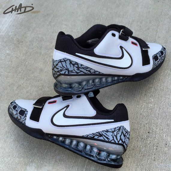 Custom Jordan inspired Hand painted Nike by ArtOfTheSole on