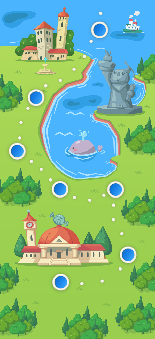 Drwton mobile game world map by andreas polyviou via behance drwton mobile game world map by andreas polyviou via behance gumiabroncs Gallery