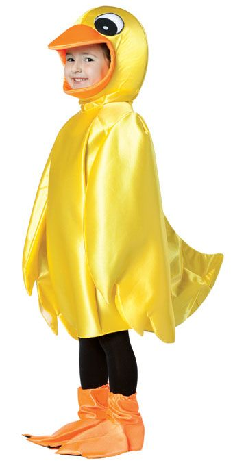 duck costume | Kidu0027s Duck Costume Yellow Ducky Costume  sc 1 st  Pinterest & duck costume | Kidu0027s Duck Costume Yellow Ducky Costume | Halloween ...