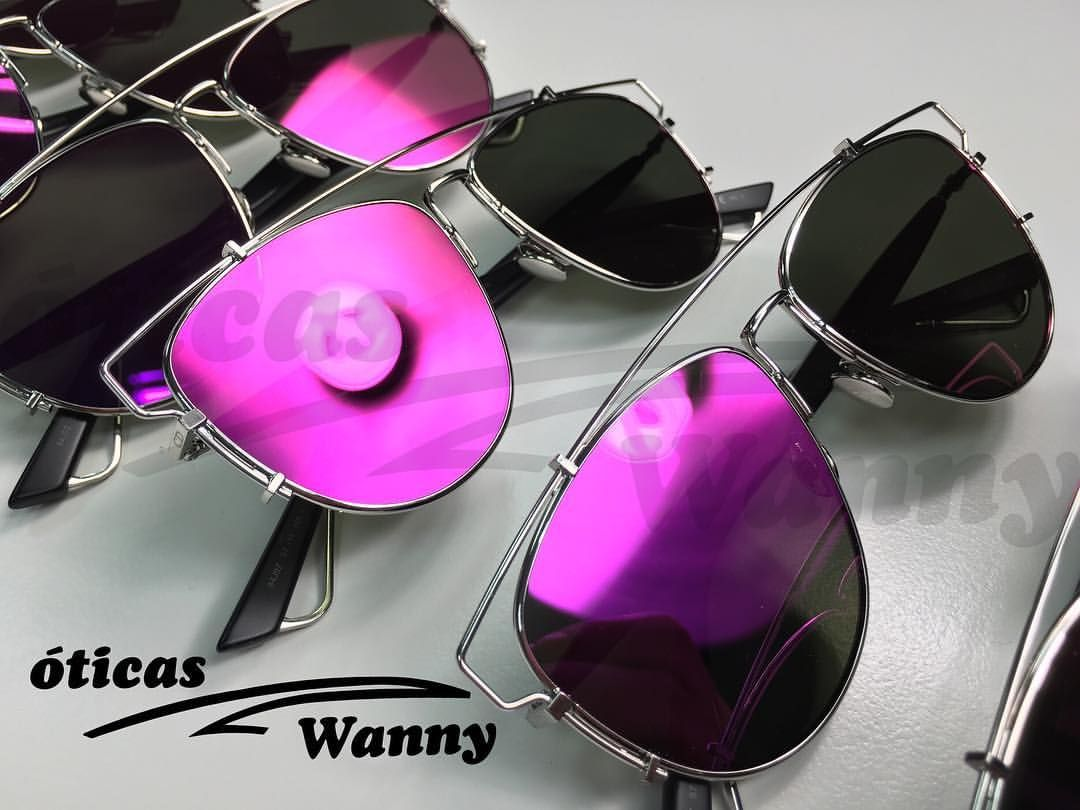 443df6f5a99  compreonline  oticaswanny  dior  technologic  novacor  lançamento  rosa   pink  roxo  oculos  sol