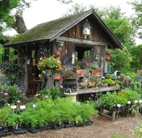 Photo of Tous les abris de jardin de vos rêves les plus fous et les plus pittoresques