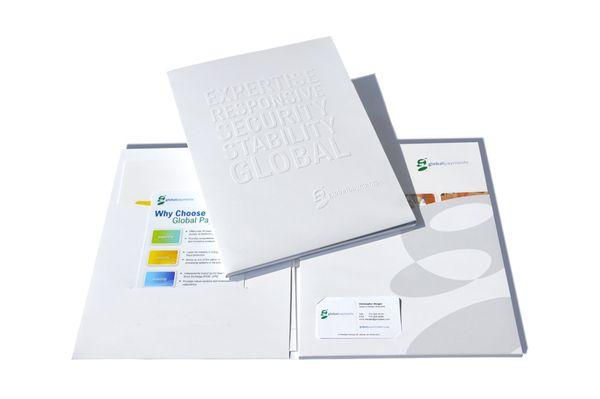 Epic Presentation Folder Designs  Presentation Folder