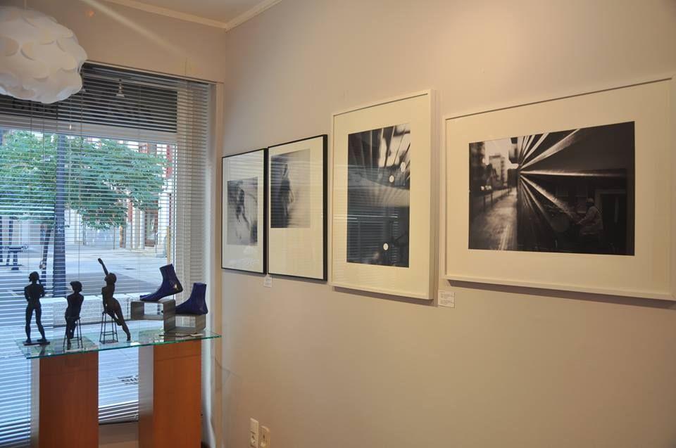 Exposición de fotografía colectiva de varios artistas