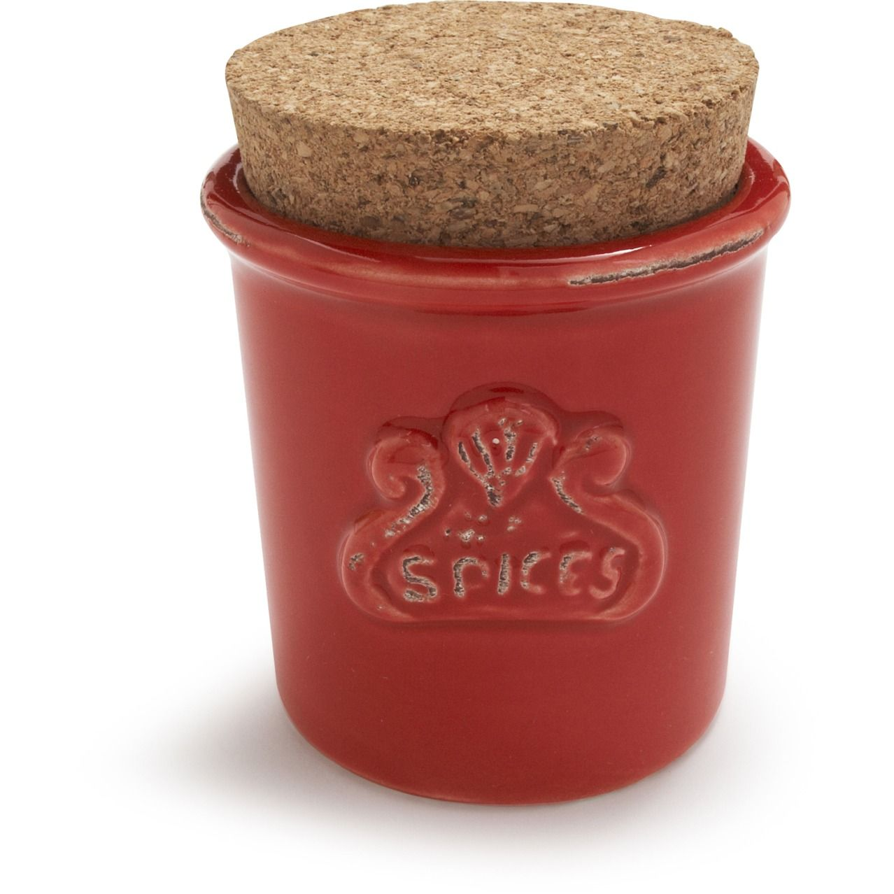 Italian Ceramic Spice Jars And Corks At Sur La Table