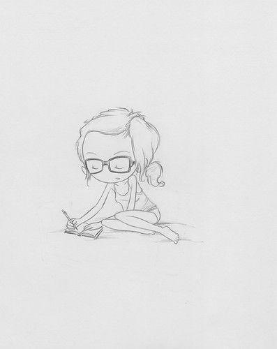 Nerd Girl By Kurt Halsey
