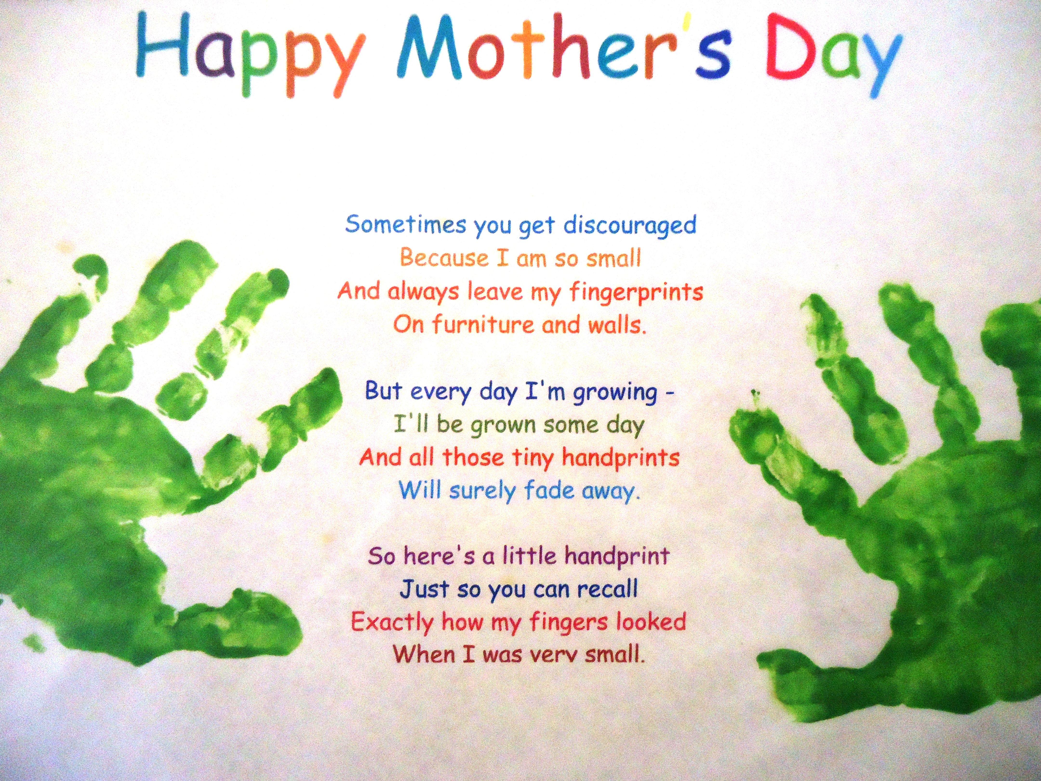 mom poems | Mother's Day poem - twinstiarasandtantrums.com ...
