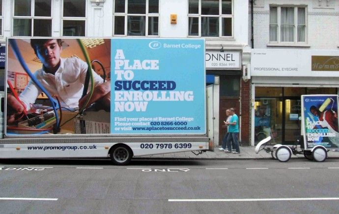 Barnet College Campaign