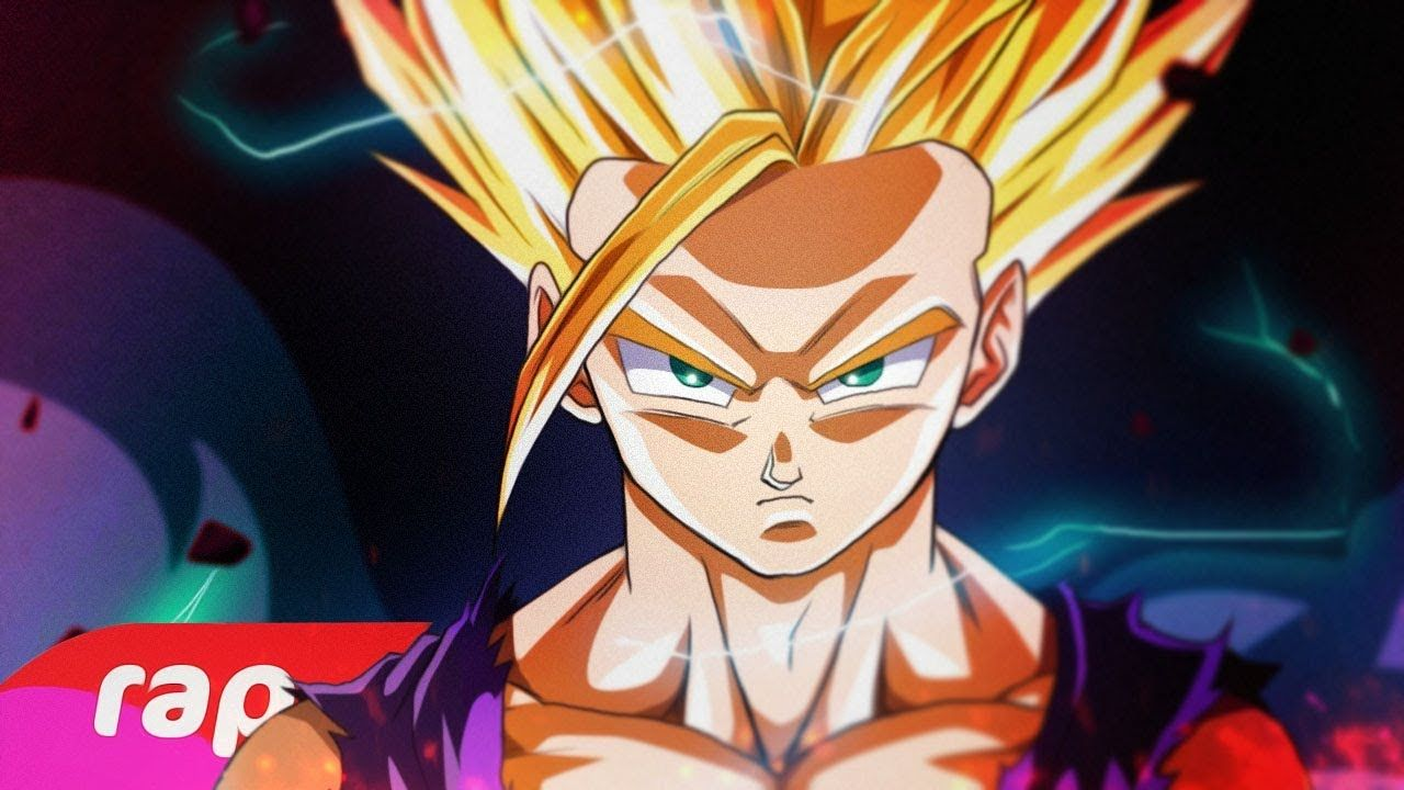 Rap Do Gohan Dragon Ball Z A Furia De Um Saiyajin Nerd Hits