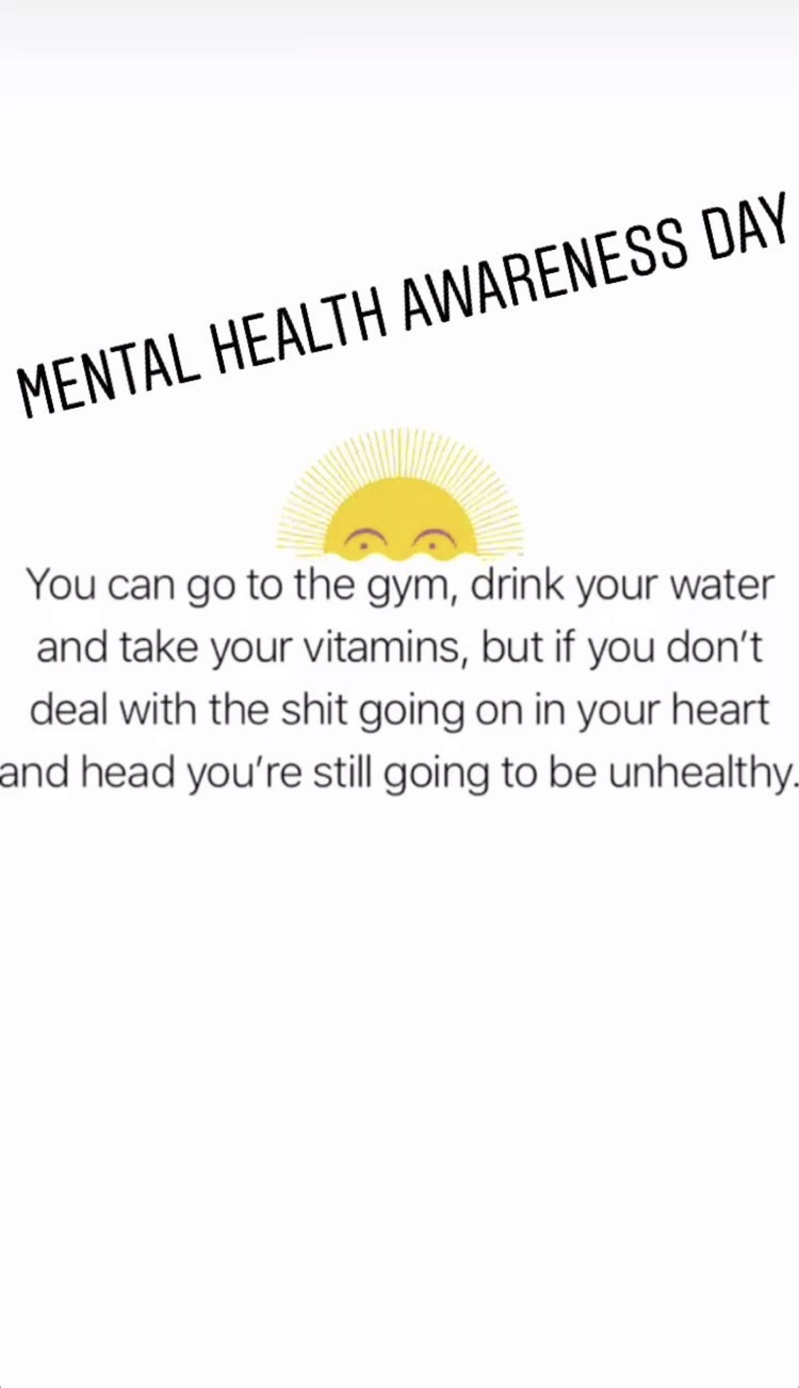 Pin By Ashley Marie On Note To Self Funny Health Quotes True Quotes Health Quotes