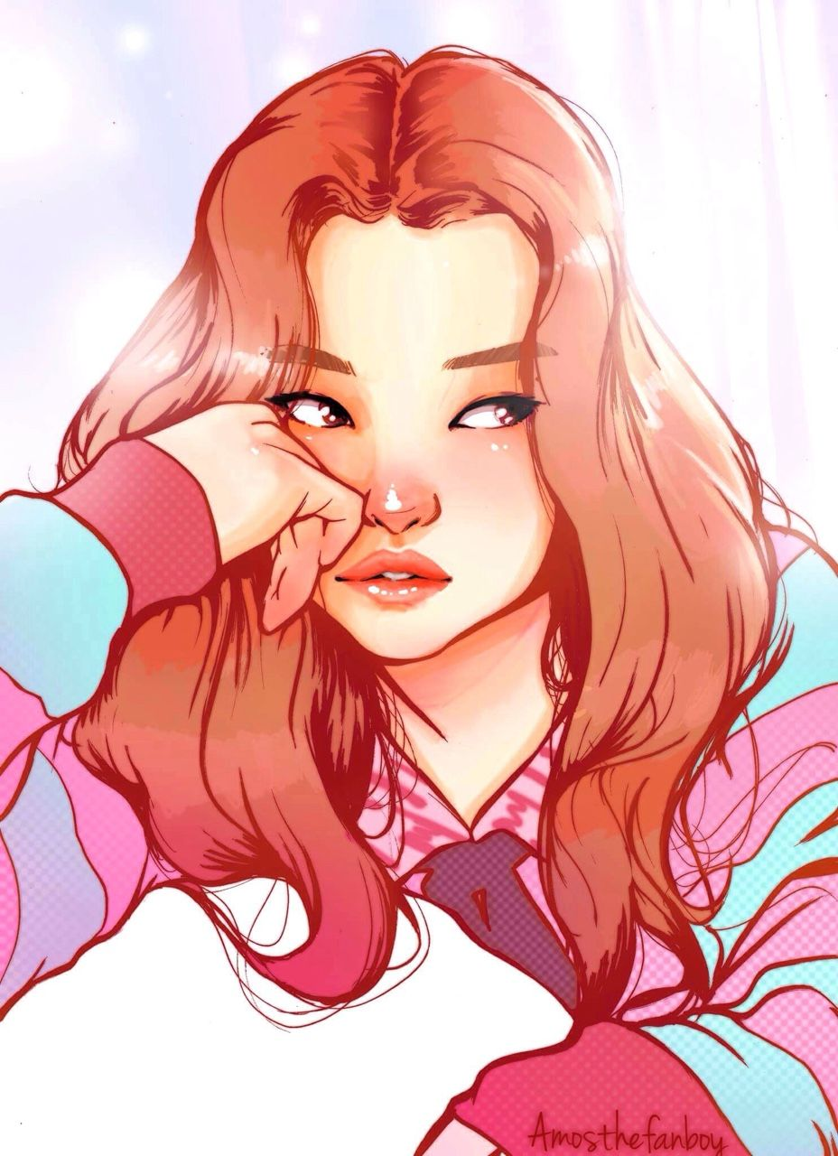 fanart kpop Tumblr Kpop drawings, Kpop fanart, Cute