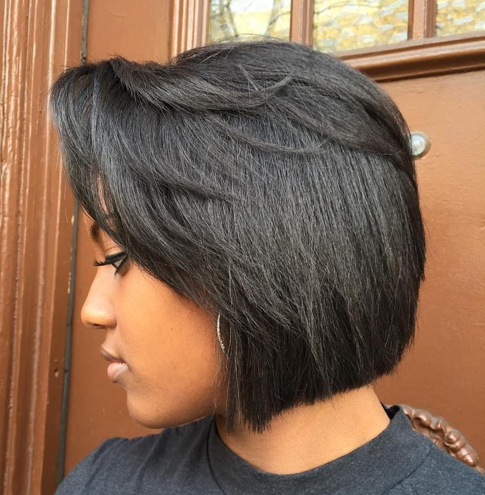 50 Classy Short Bob Haircuts And Hairstyles With Bangs Bob Haircut With Bangs Hairstyles With Bangs Bobs Haircuts