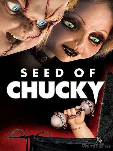 Phim Ma Búp Bê 5: Đứa con của Chucky