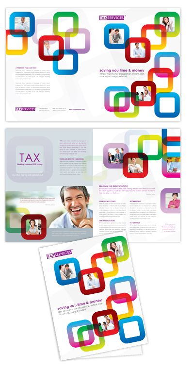 Accounting \ Tax Services Brochure Template Brochure Pinterest - services brochure