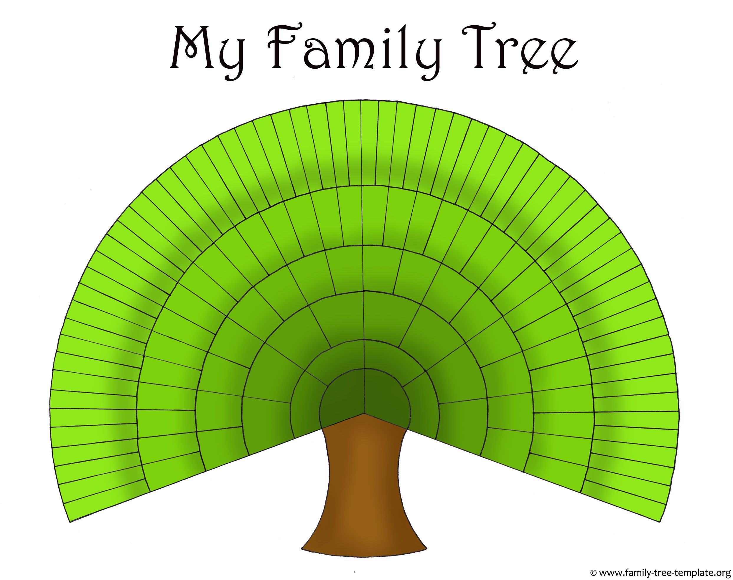 blank family trees templates and free genealogy graphics family