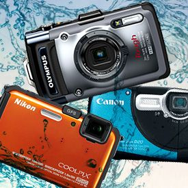 The Best Waterproof Digital Cameras of 2017 | Digital camera ...