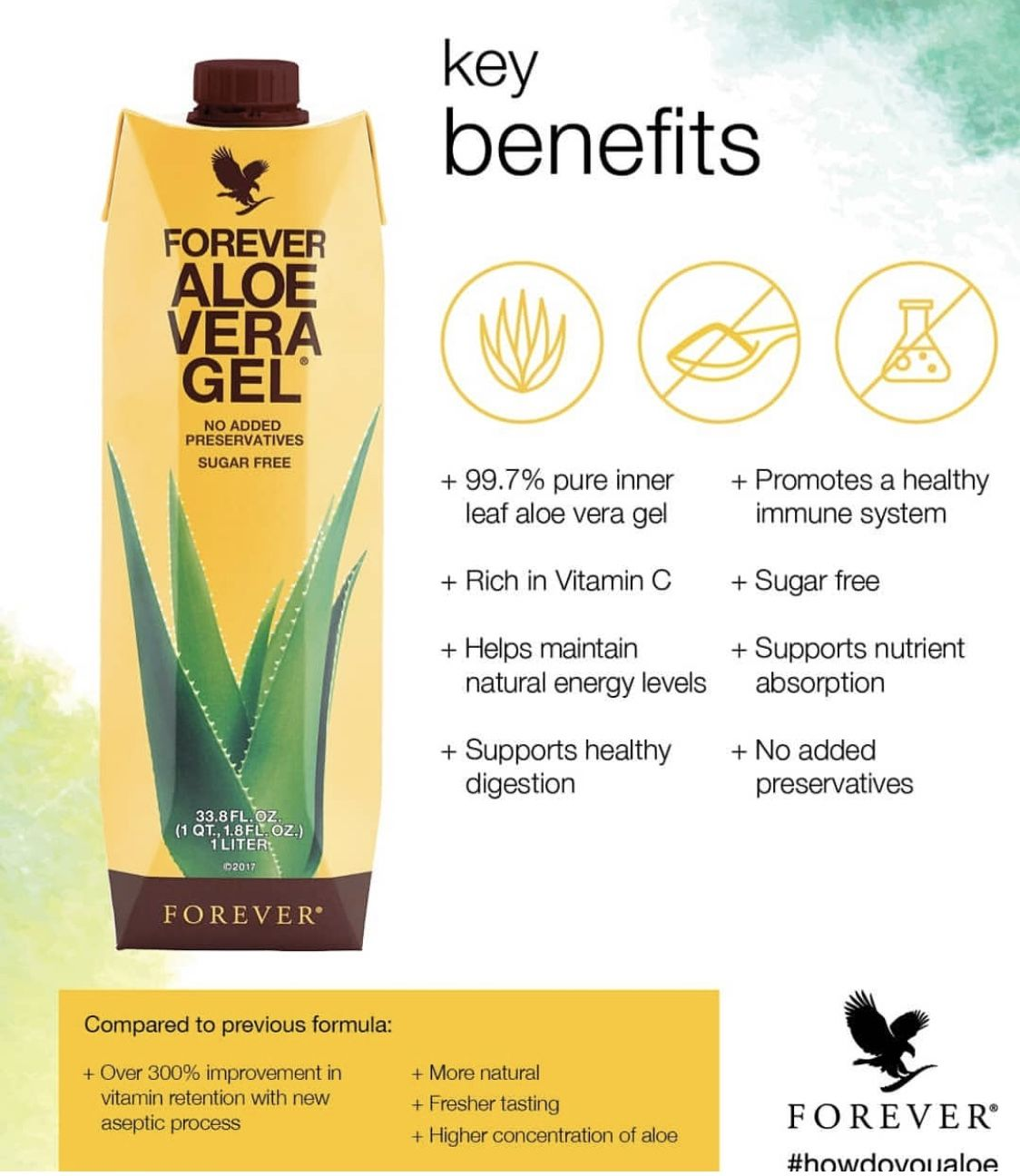 Aloe Vera Gel Consuming The Gel Directly From The Plant As Close To The Real As You Can Get Aloe Vera Gel Drink Forever Aloe Forever Living Products