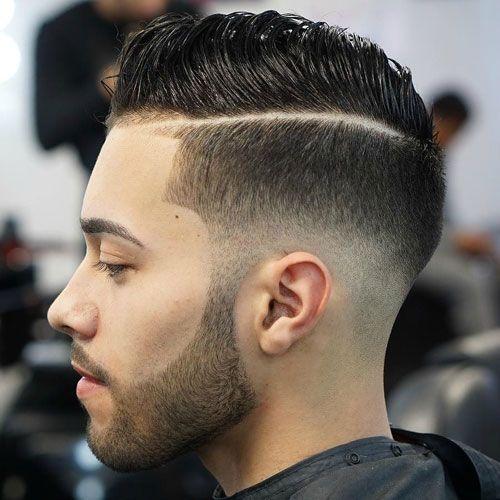 Cortes de cabello hombre low fade