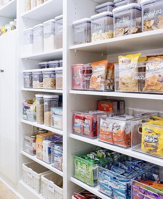 Organized Pantry And Pantry Tips: 15+ DIY Kitchen Gadgets You'll Love