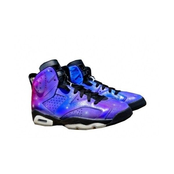 989e23100769a5 Air Jordan 6 Galaxy Royal Blue  58