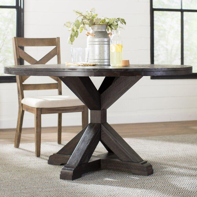 43+ Modern farmhouse pedestal table model