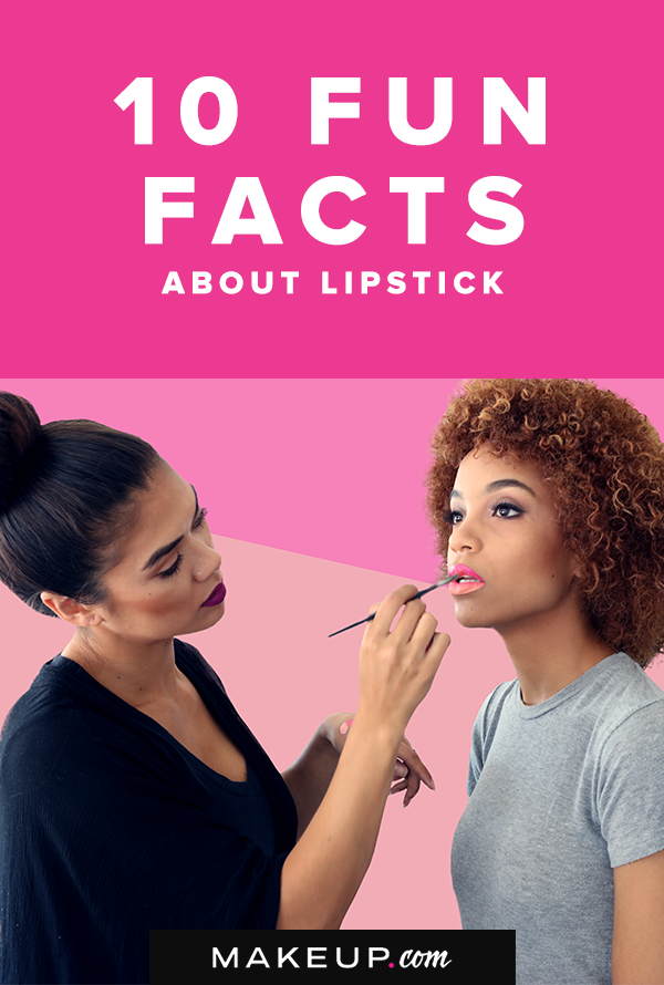 If you think you know know everything about lipstick, think again! These are the 10 lipstick facts every makeup lover should know.