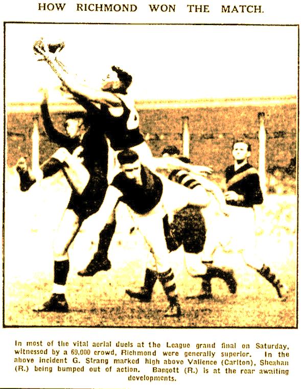 Pin by Shane Johnson on Richmond Tigers AFL VFL