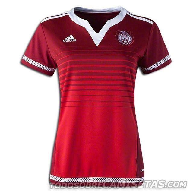 Visitante Del Trifemenil Womens Football Shirts Soccer Jersey Shirt Sale