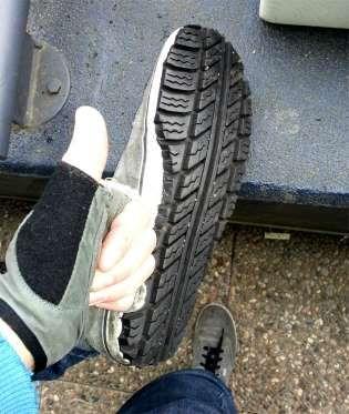 tire shoes near me