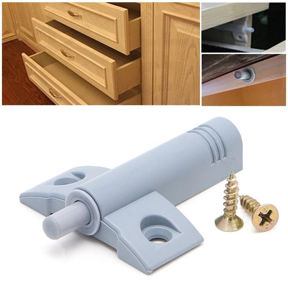 10 X Kitchen Cabinet Door Drawer Soft Quiet Close Closer Damper Buffers Screws Doo Kitchen Cabinets In Bathroom Cheap Kitchen Cabinets Kitchen Drawer Storage
