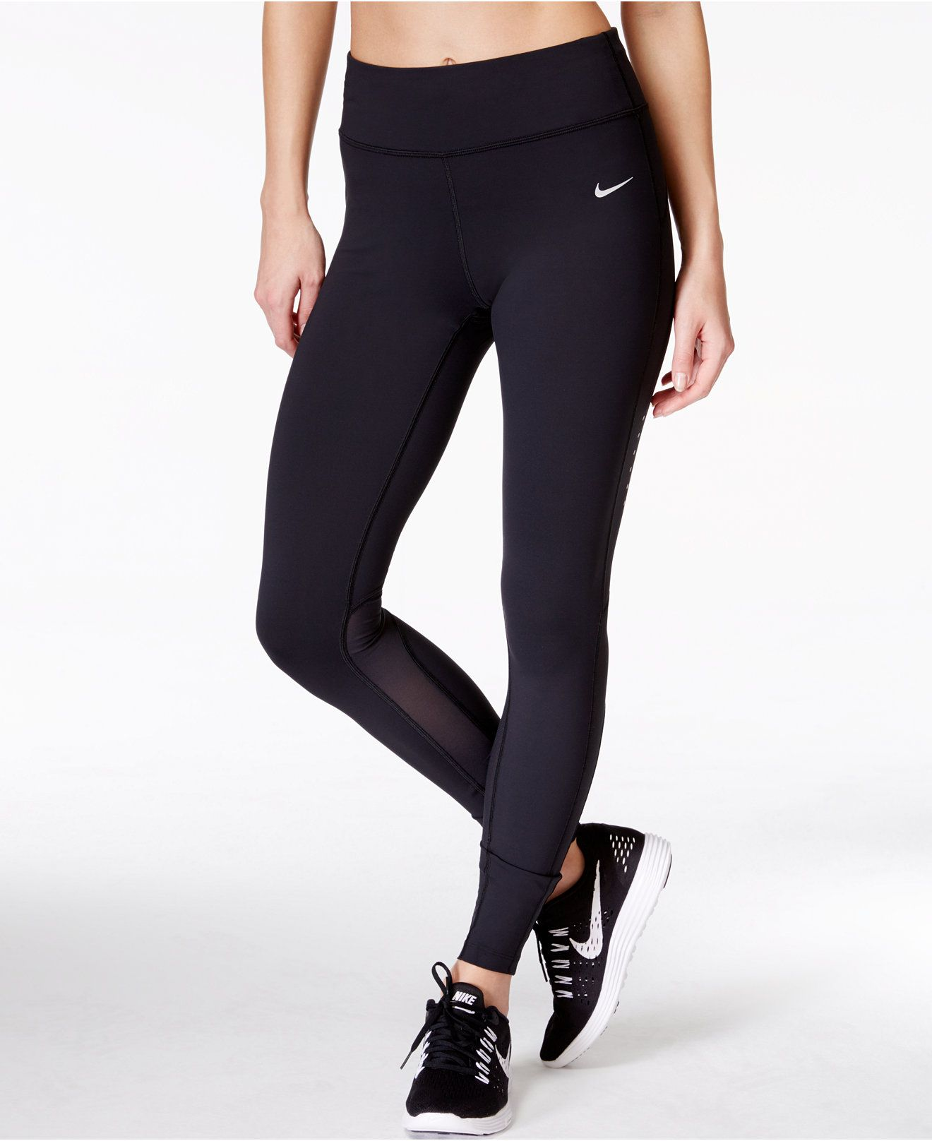 62ae726de32653 Nike Power Epic Lux Dri-FIT Leggings - Pants - Women - Macy's ...